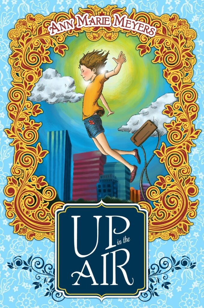 Up in the Air - A Children's Book for all Seasons