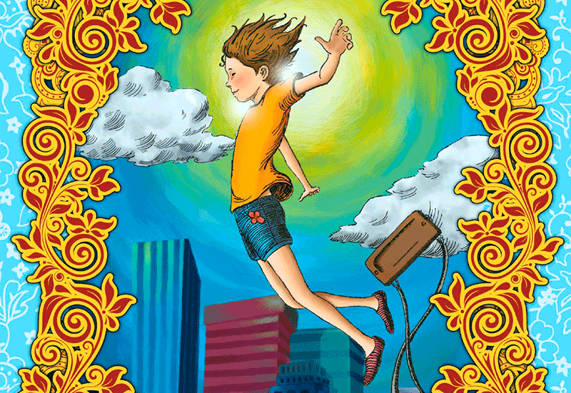 Up in the Air – A Children's Book for all Seasons