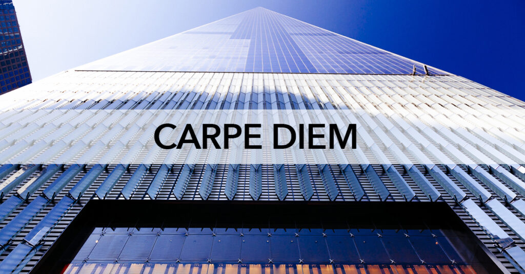 Do You Seize the Day?