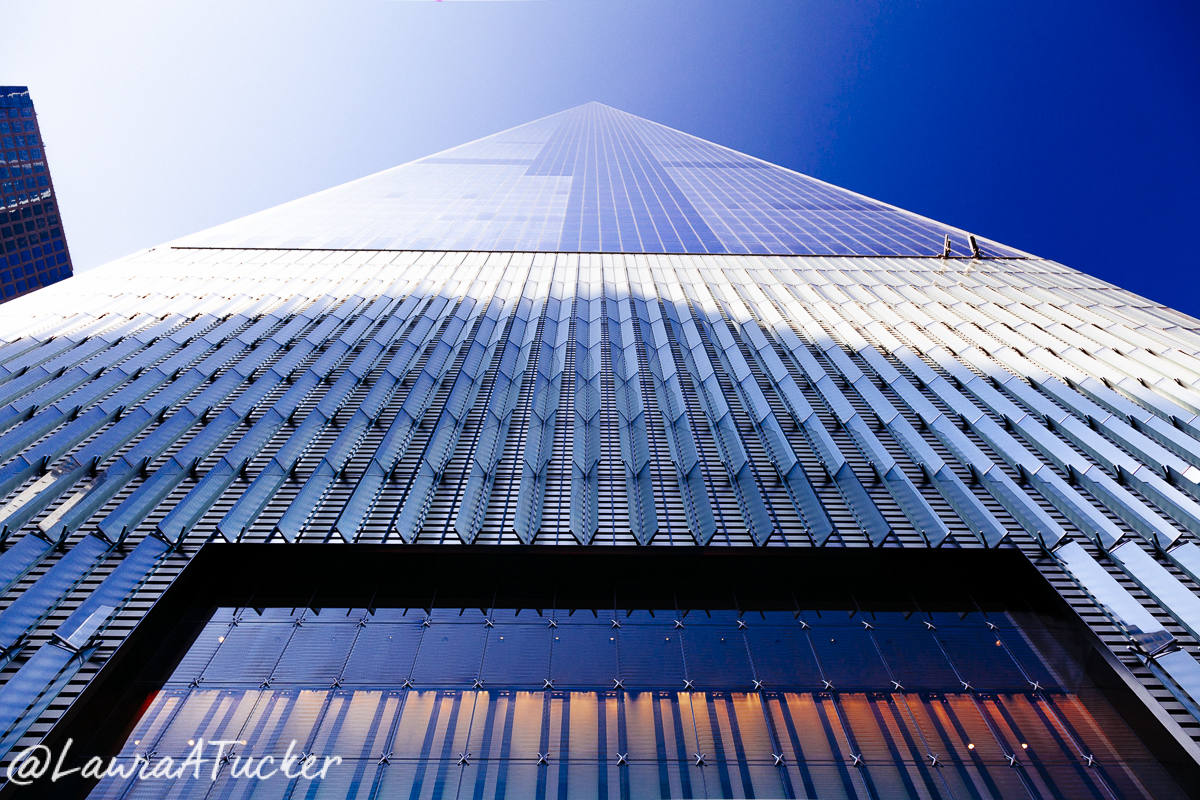 Freedom Tower NYC 3 - Laura Tucker