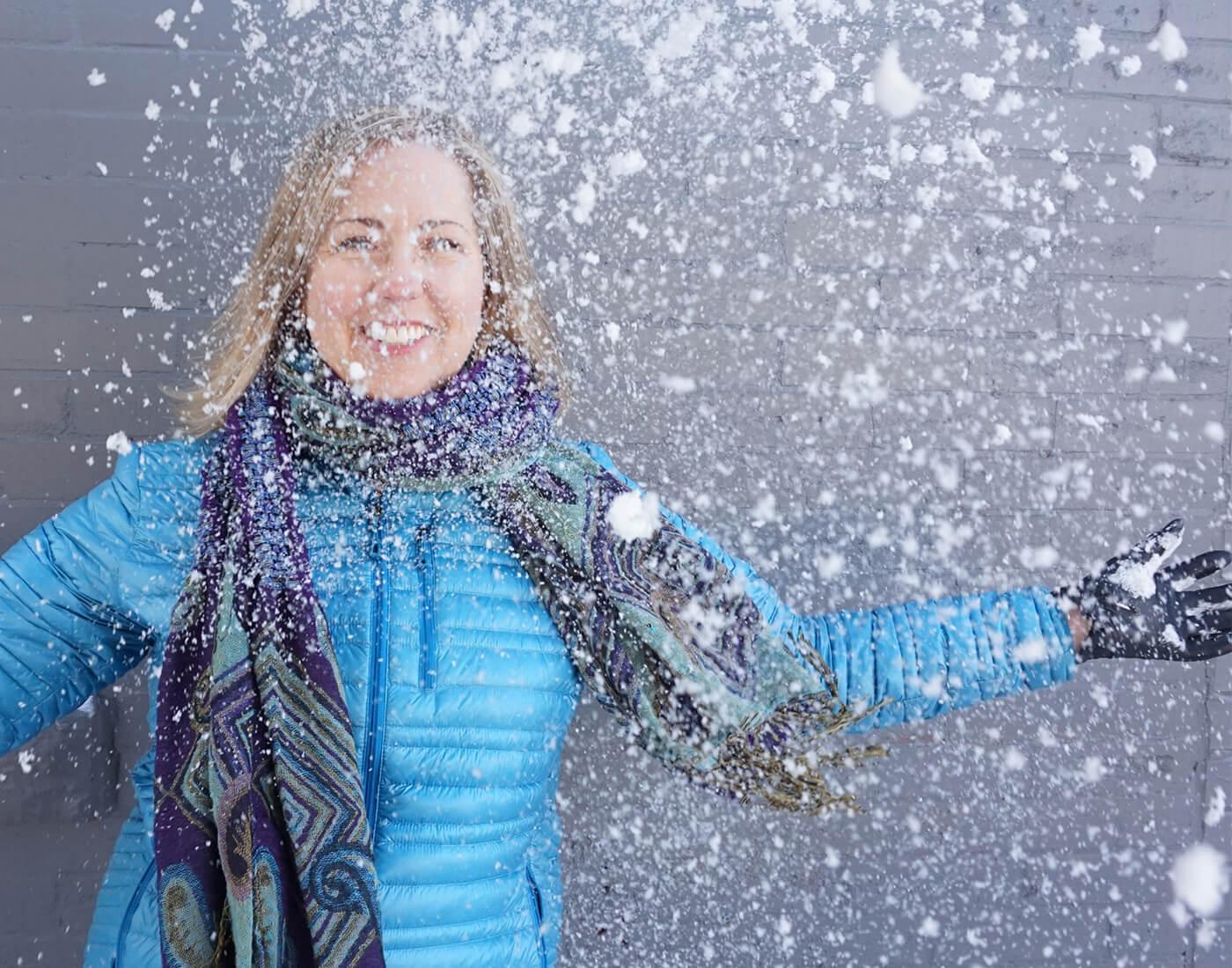 Laura Tucker Winter of Self Care Playful Accountability