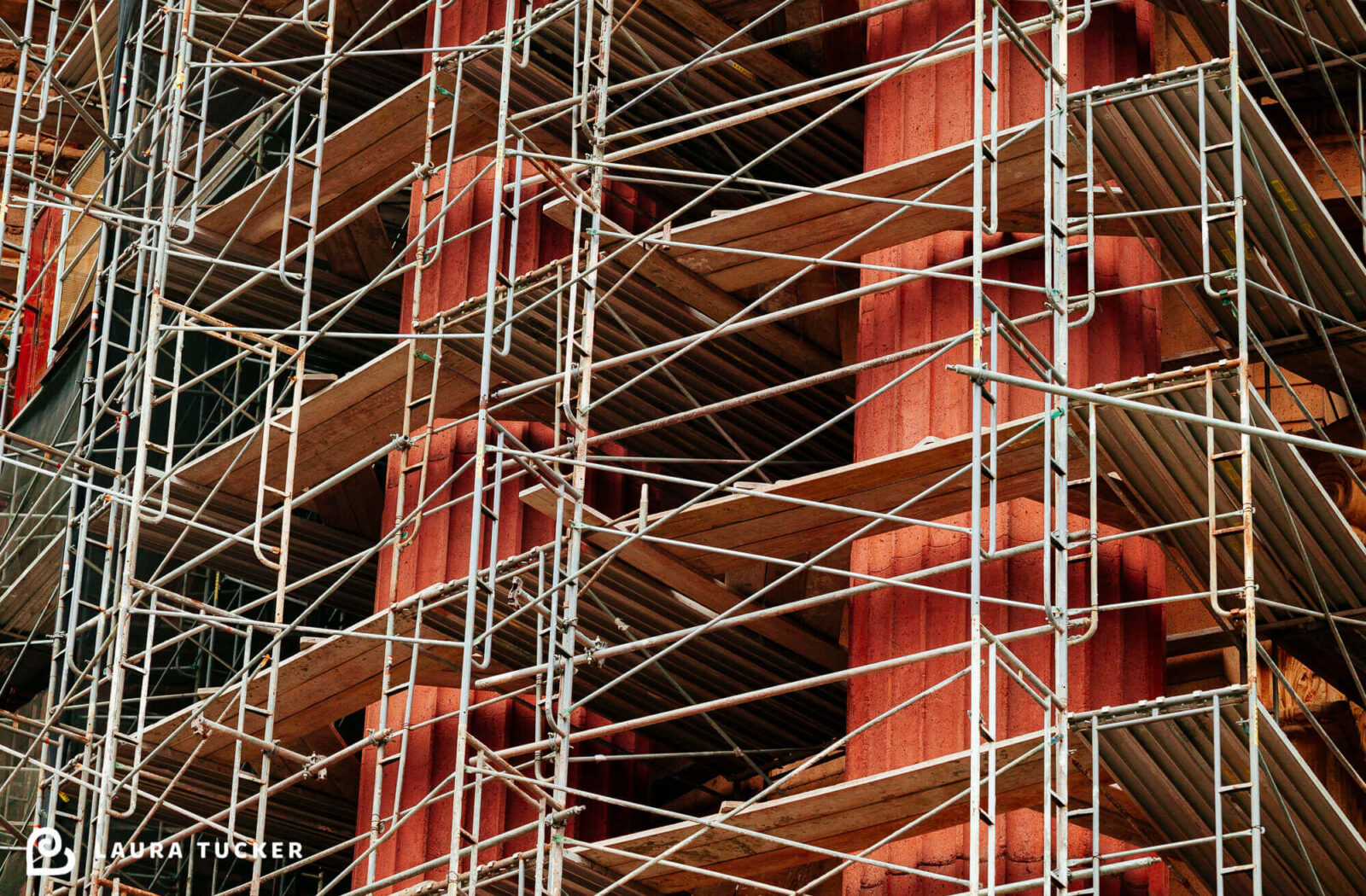 When Life Hands You Scaffolding