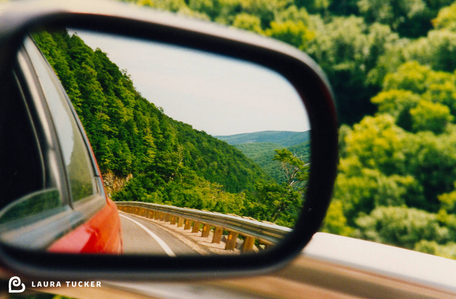 Driving Canada Laura Tucker Daily Letter Cabot Trail 1993