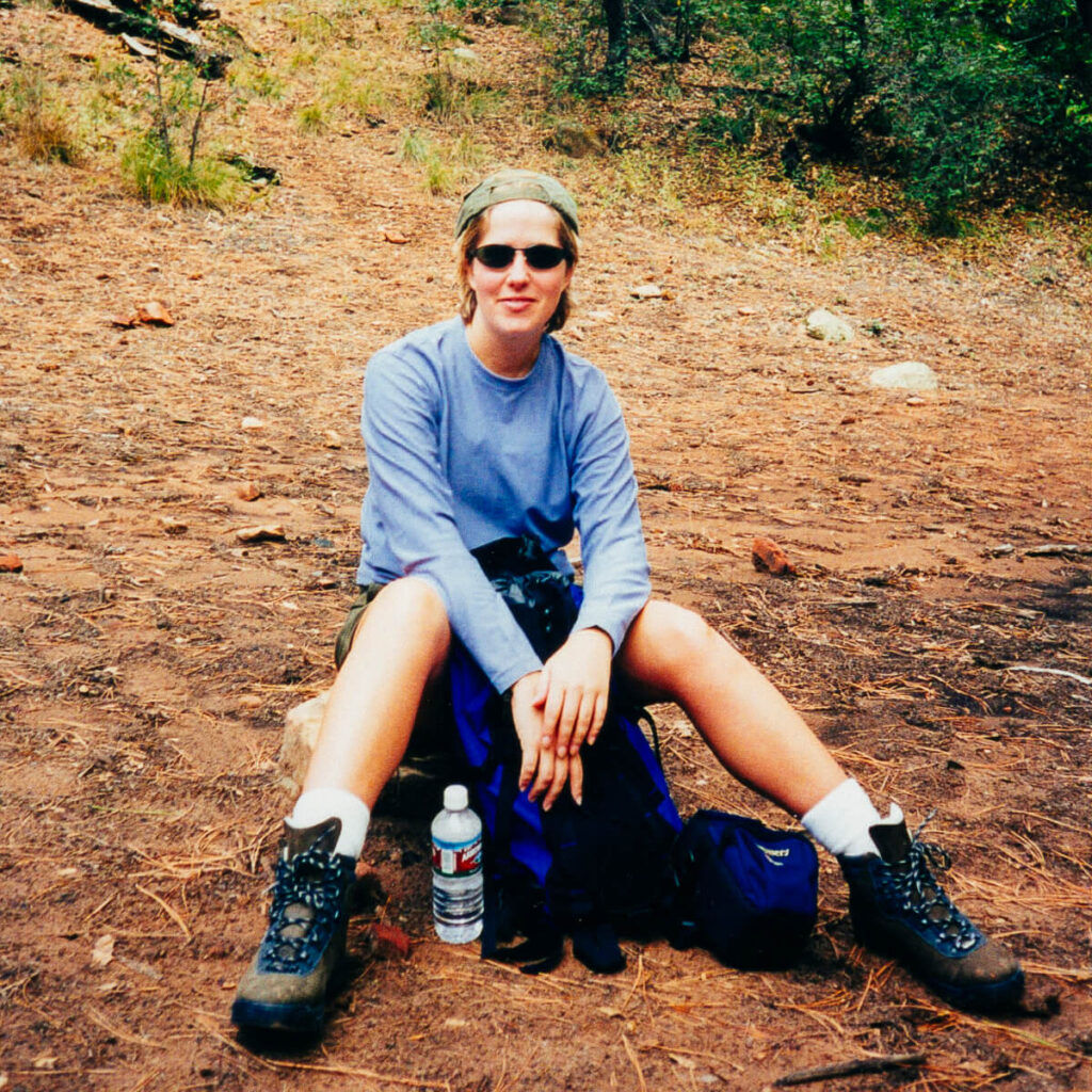 Laura Tucker Memoir First Trip to Sedona Part 2