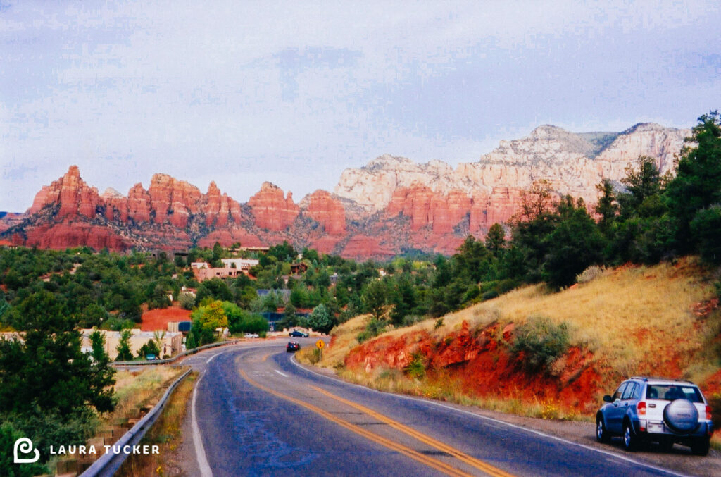 Memoir First Trip to Sedona 1 Laura Tucker Free Your Inner Guru