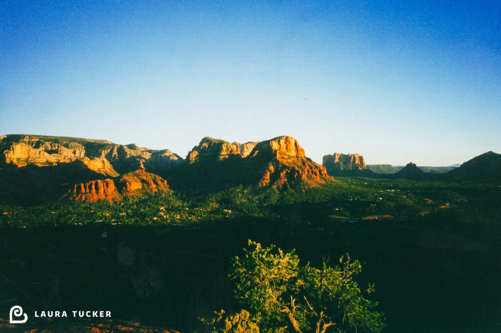 Memoir First Trip to Sedona - Part Three